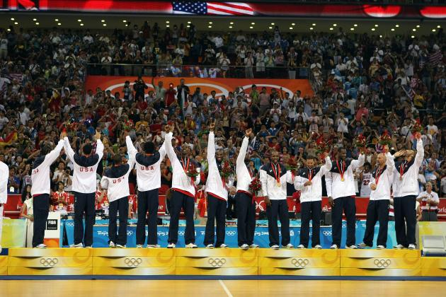 U.S. Olympic Men's Basketball Team Roster Preview