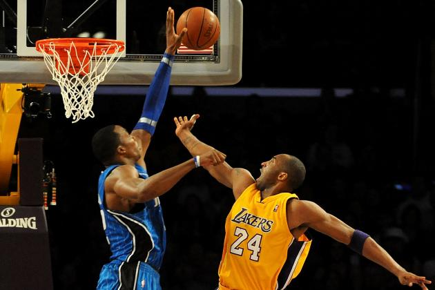 Ranking Dwight Howard and the NBA's Defensive Player of the Year Candidates