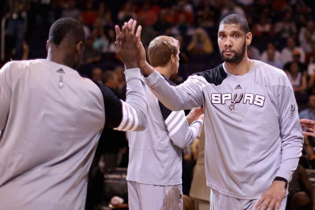 Breaking Down the San Antonio Spurs' Biggest Remaining Matchups