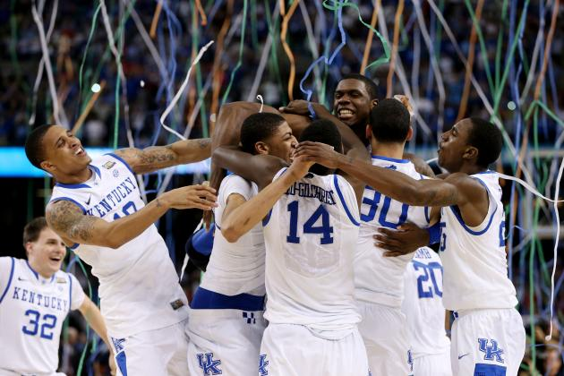 NCAA Tournament 2012: Top 25 Moments of the Big Dance