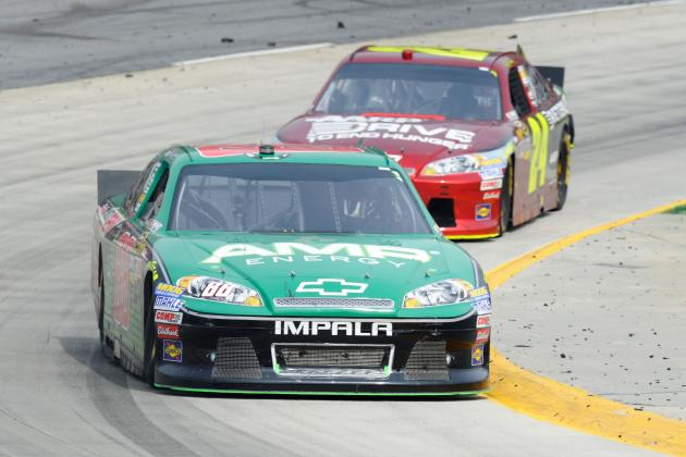 Dale Earnhardt Jr., Kevin Harvick Highlight 5 Good, 5 Bad at Martinsville