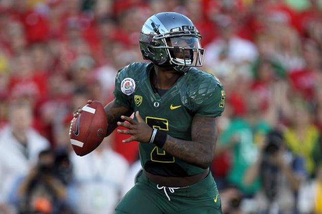2012 NFL Draft Predictions: 10 Top College Players Who Will Go Undrafted
