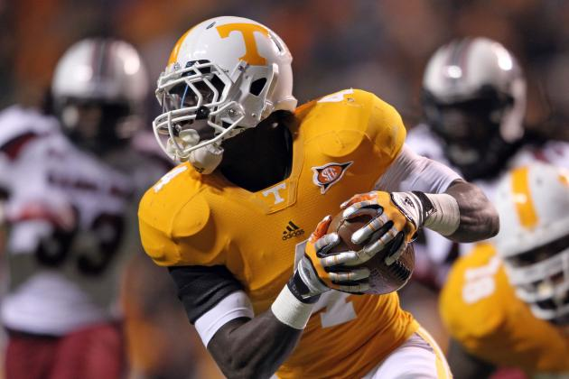 Tennessee Football: 10 Reasons the Volunteers Will Dominate in 2012