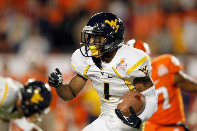 College Football 2012: The 10 Most Explosive Players in the Country