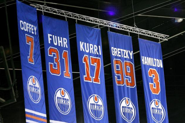 NHL Hall of Fame: 25 Current Jerseys You'll Never See Again