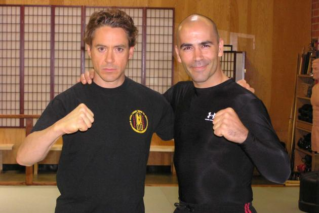 50 Celebrities Who Train a Form of Martial Arts