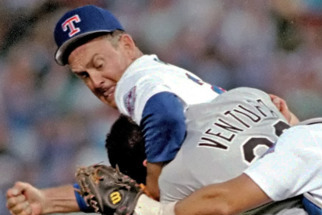 Top 5 Infamous Baseball Beanings