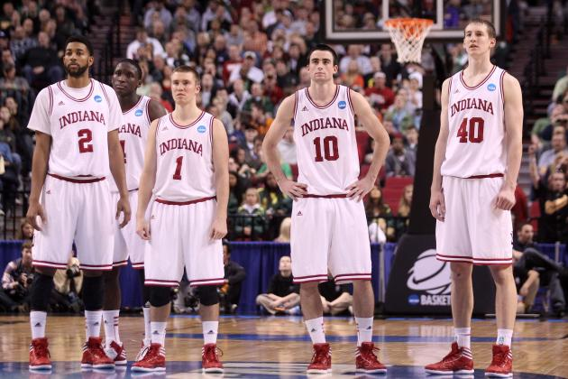 College Basketball Power Rankings: Indiana Hoosiers Are Preseason #1 in 2012-13