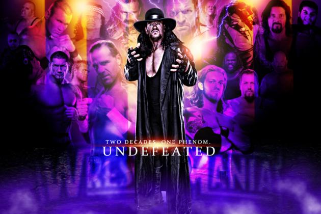 WWE's Legendary Phenom: A Fan Tribute to the Undertaker's Legacy