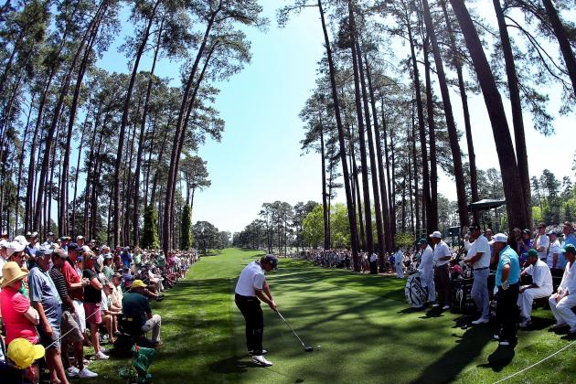 Masters 2012: Augusta and the Most Famous Courses in Golf