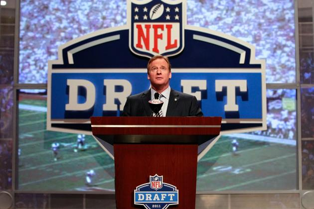 2012 NFL Draft: 5 Trades That Could Shake Up the First Round