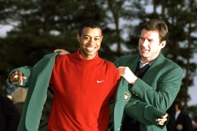 Masters 2012: Top 10 Most Dominant Performances at Augusta