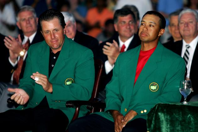 Masters 2012: Tiger Woods and Other Top Contenders to Watch