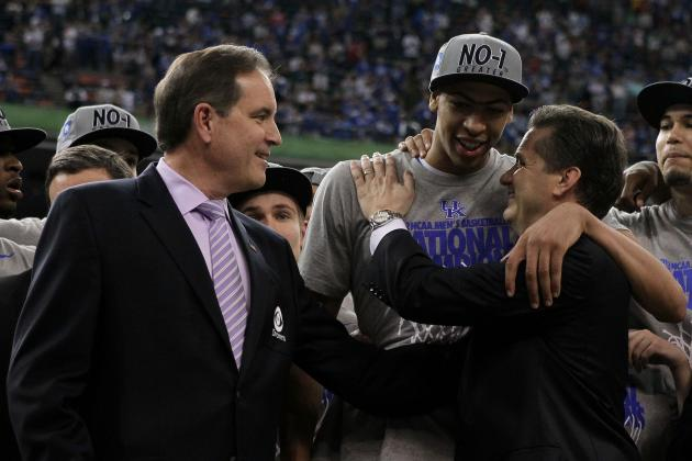Kentucky Basketball: 5 Reasons NCAA Champs Will Be Even Better Next Season
