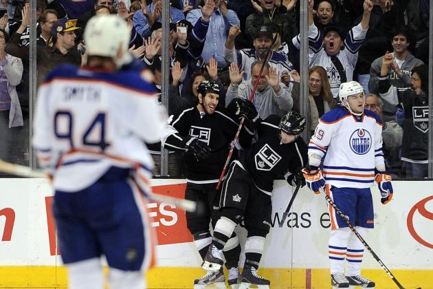 Los Angeles Kings: 5 Keys for Their Playoff Push
