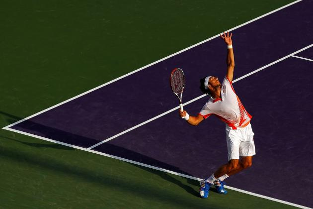 Tennis: Aces by the 5 Most Powerful Servers in the Game