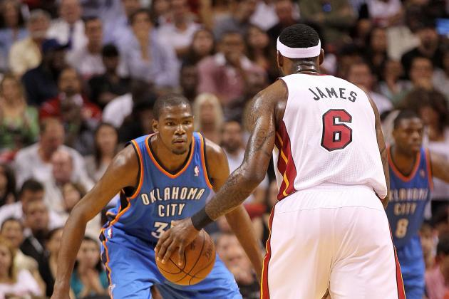 NBA Power Rankings: 10 Hottest Teams in the League Right Now