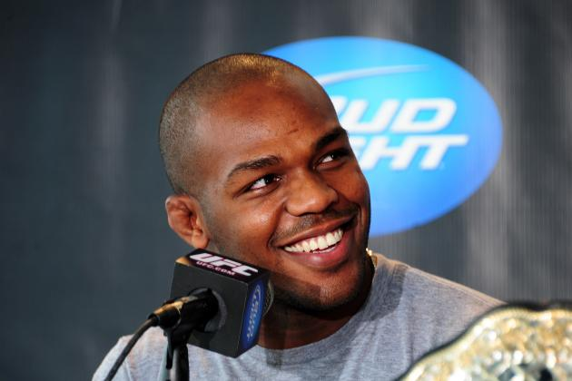 4 Reasons UFC Should Not Build Itself Around Jon Jones