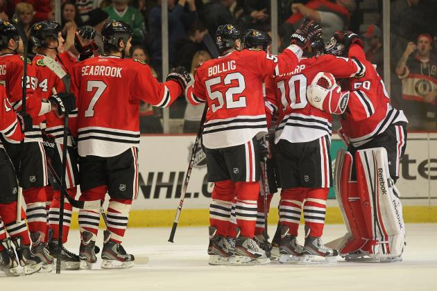Chicago Blackhawks: 5 Things That Must Happen to Make It Past the First Round