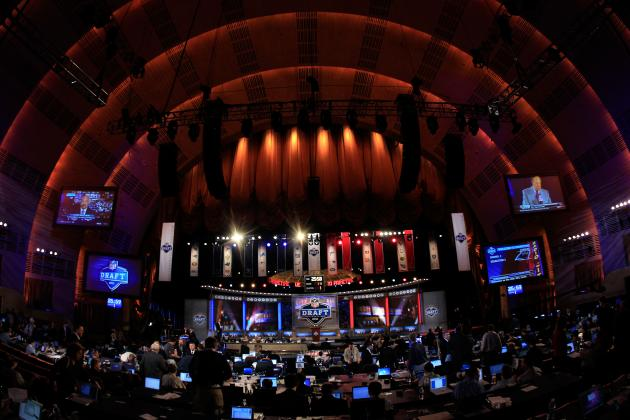 2012 NFL Mock Draft: Full 1st Round with Projected Trades