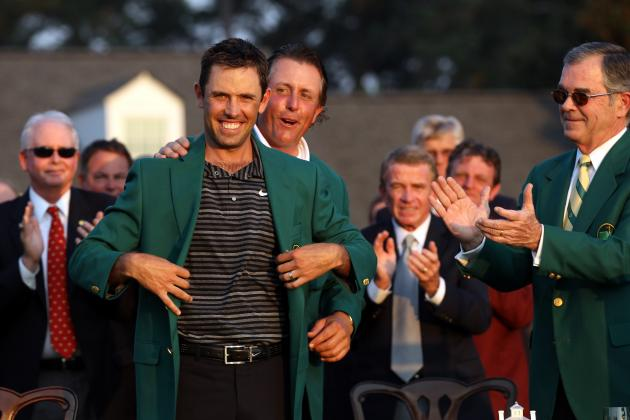 Masters 2012: 5 Outsiders to Follow
