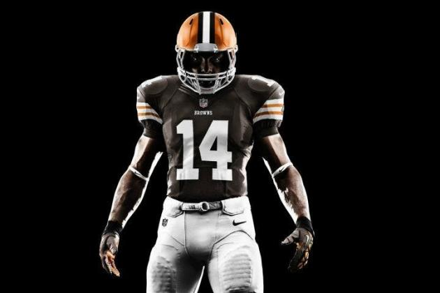 Nike NFL Jerseys: Ranking New Nike Uniforms of All 32 Teams