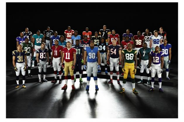 Nike NFL Uniforms: Grades, Photos and Analysis for Every Team
