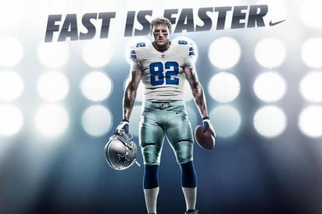 Dallas Cowboys Nike Uniforms: Grading New Home and Away 2012 Jerseys