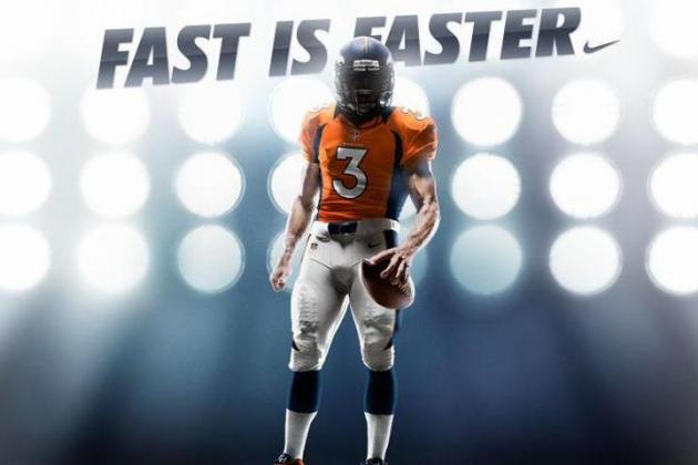 Denver Broncos Nike Uniforms: Grading New Home and Away 2012 Jerseys
