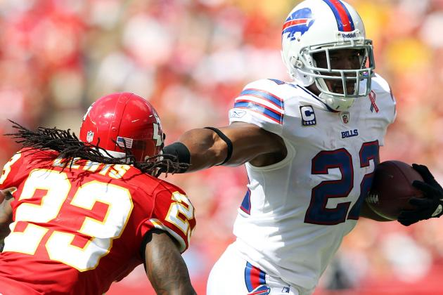 Buffalo Bills NFL Uniforms: Grading New Home 2012 Jerseys