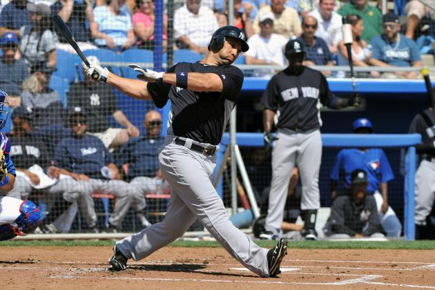New York Yankees 2012 Predictions: Stat Projections for Yankees Starting Lineup