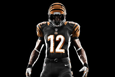 A Look at the Cincinnati Bengals' New Nike Uniforms