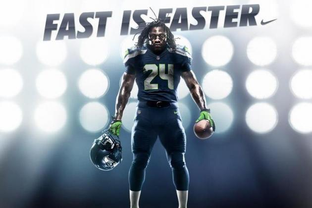 Nike Elite 51 NFL Uniforms 2012: Breaking Down Every Team's Jersey