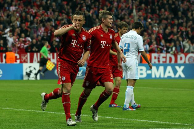 Bayern Munich: 10 Reasons They're Hottest Club Left in UEFA Champions League