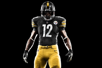 Pittsburgh Steelers NFL Uniforms: Grading the New Home 2012 Nike Jerseys