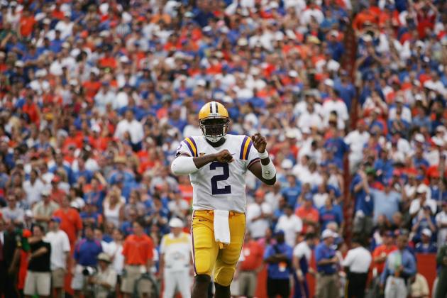 LSU Football: 10 Best Quarterbacks in School History