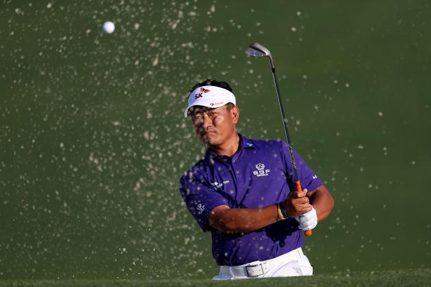 Masters 2012: Dark-Horse Candidates to Top Tiger Woods, Rory McIlroy and Phil
