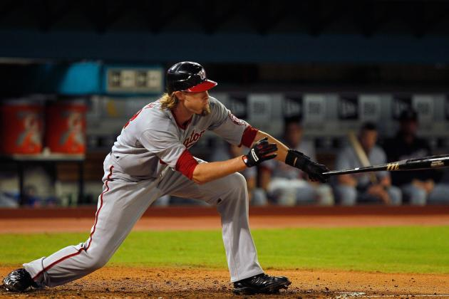 Fantasy Baseball: Jayson Werth and 7 Picks Who Will Help Your On-Base Percentage