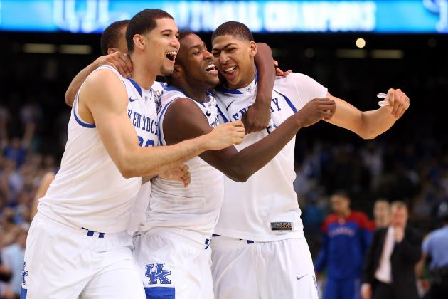 Where Does Kentucky Rank Among the Last 10 National Champions?