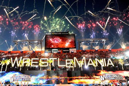 WWE WrestleMania 28: The 10 Worst Dressed at WrestleMania 28