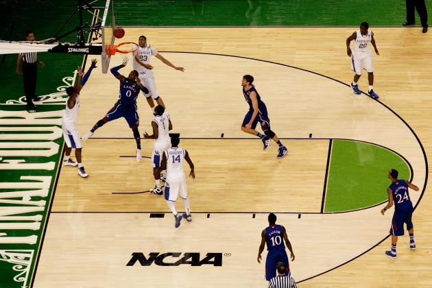 Anthony Davis Among Top 20 Players from March Madness 2012