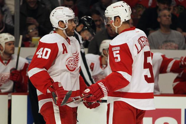 Detroit Red Wings: 5 Players Who Must Step Up for Them to Make a Stanley Cup Run