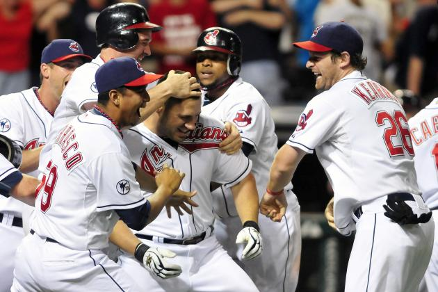 Cleveland Indians: 5 Best Walk-off Wins of 2011