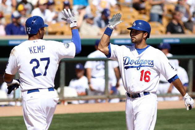 5 Reasons the Los Angeles Dodgers Might Surprise NL West Opponents in 2012