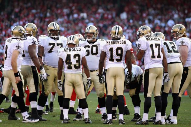 New Orleans Saints: 10 Reasons the Offense Will Go off Yet Again in 2012
