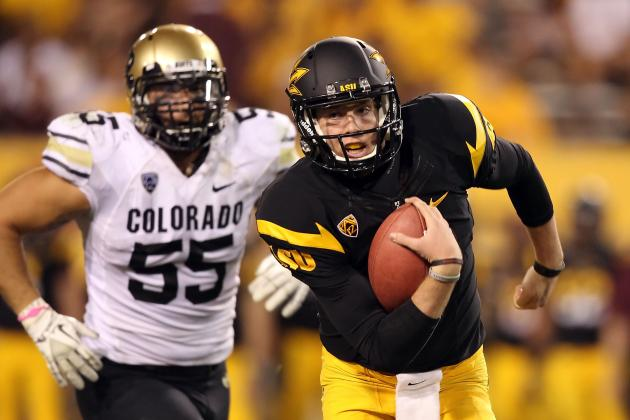 Arizona State Football: Updating the 5 Best Spring Football Battles