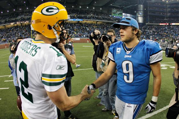 Predicting How Aaron Rodgers, Jay Cutler and NFC North QBs Will Fare in 2012