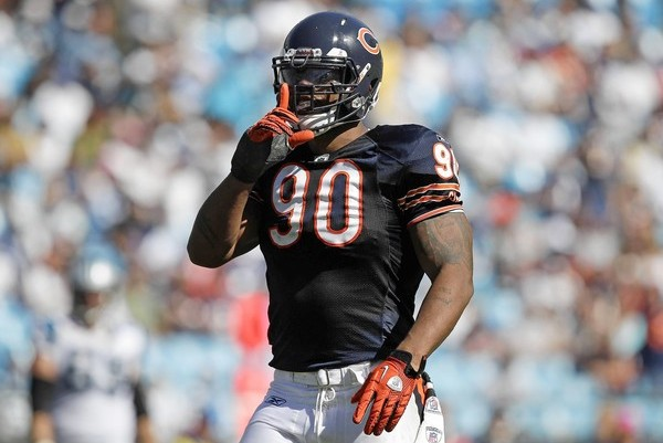 3 Reasons Why the Chicago Bears Should Not Draft a DE in the 1st Round.