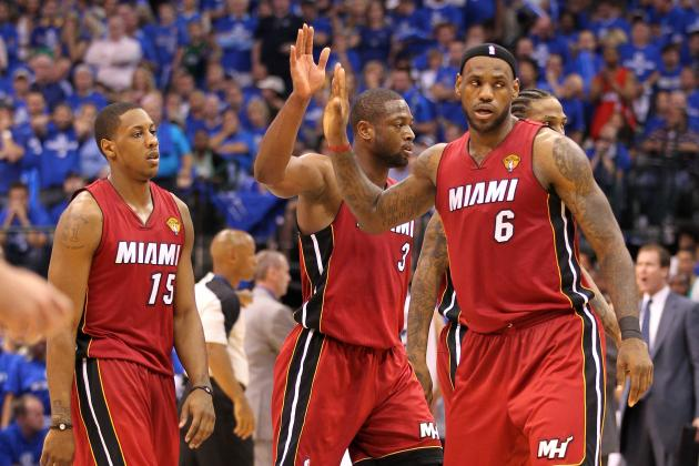 2012 NBA Playoffs: Predicting Miami Heat's Playoff Rotations