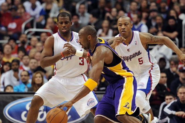Lakers vs. Clippers: Best Moments from This Year's Battle of L.A.